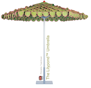 The Lilypond Umbrella (my favorite)