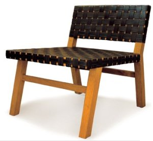 Kingston Chair by Walters Wicker