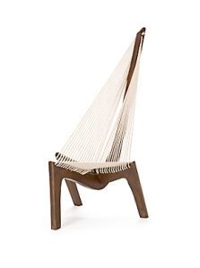 Suspension Side Chair, $598