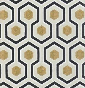 geometric Hicks wallpaper