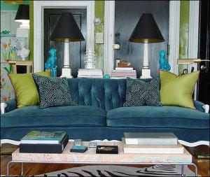 Nick Olsen Living Room