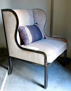 Ixelles Wing Chair
