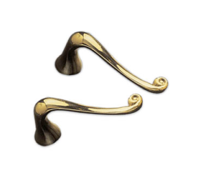 Batllo Door Handles   designed by Antoni Gaudi   $289 pair