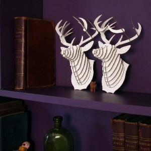 Cardboard Safari White Bucks, $19 |  Walker Art Center