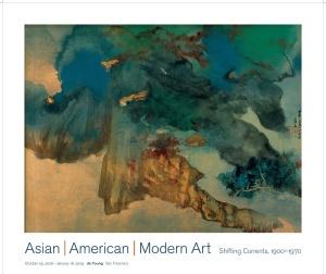 Dai Chien Clouded Village Poster, $12 | De Young Musem