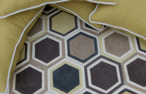 Honeycomb Hex | Popham Designs