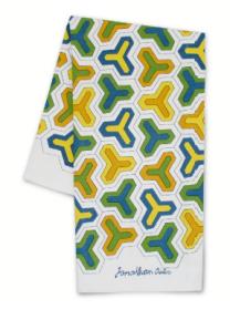 English Breakfast Tea Towel | Jonathan Adler