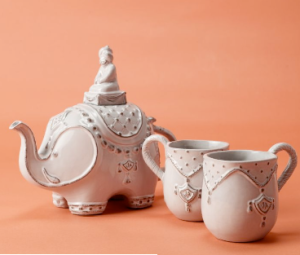 Darleeling Tea Pot and Cups | Jonathan Adler