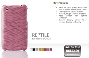 The Reptile | Ultra Case