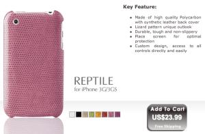 The Reptile | Ultra Case