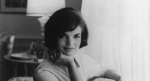 Jackie Kennedy during her White House years.