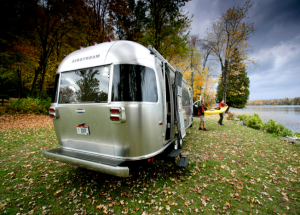 Airstream Activities Unchanged (photo from website)