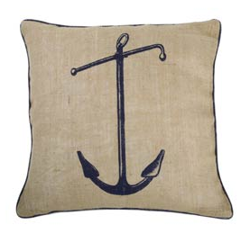 Thomas Paul ANchor Pillow, $70 | 2Modern.com