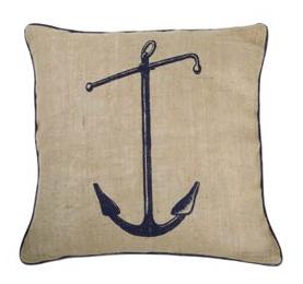 Thomas Paul ANchor Pillow, $70 | 2Modern.com