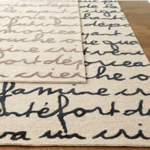 Le Poeme Indoor/Outdoor Rug, starts at $149