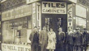 Nemo Tile in Jamiaca, Queens, NY, 1921