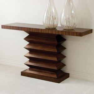 Zig Zag Console Table | Global Views