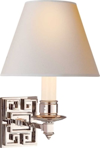 Abbot Single Arm Sconce | Circa LIghting