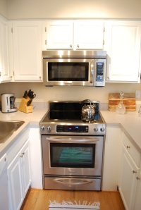 New Kitchen Aid Appliances from Sears.