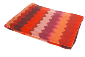 Ibiza Zig Zag Throw | Barney's NY