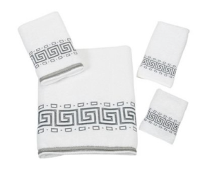 Avanti Ultima Greek Key Towels | Bloomingdales