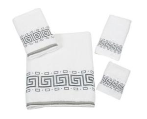 Avanti Ultima Greek Key Towels | Bloomingdales