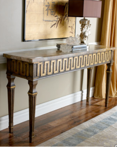 JOhn Richard Greek Key Console | Neiman Marcus