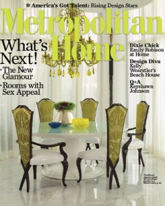 November Issue of Met Home