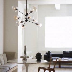 Nine-Lamp Globe Bubble Lamp, $14,400 | Matter