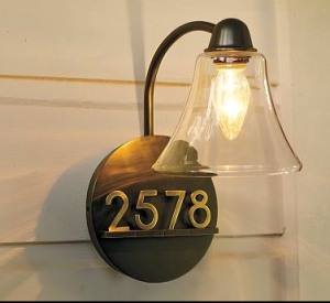 Mayfair Sconce, $150 | Pottery Barn