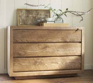 vintage fir modern dresser viva terra