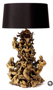 McElhinney's Toy Lamp