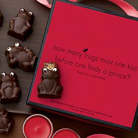 Frog Prince Chocolates
