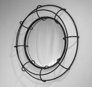Concentric Wall Mirror