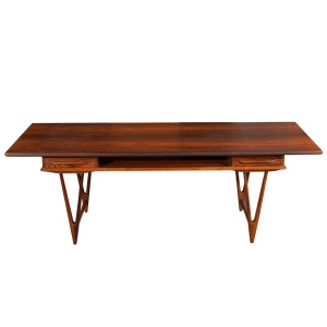 EW Bach Rosewood Console