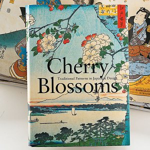 Cherry Blossoms, Tradition Patterns in Japanese Design