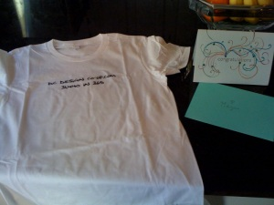 DC Design Coop tshirt