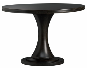 Kyoto Dining Table, $999 | Crate & Barrel