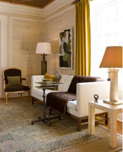 Reception Room by Nestor Santa-Cruz.