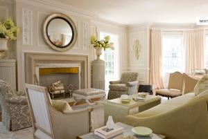 Living Room by Frank Babb Randolph.