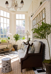 Sun Room by Sarah Wessel Design