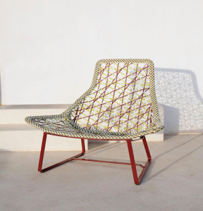 I love this chair from the Maia collection designed by Patricia Urquiola.