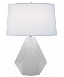 Geometric Ceramic Table Lamp