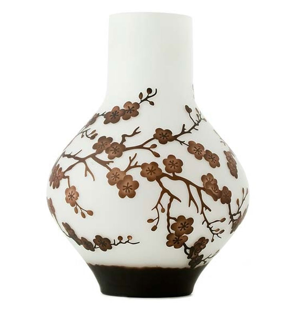 Vase Blossom Black by Lekker Home