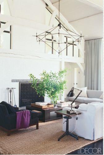 Meg Ryan Living Room