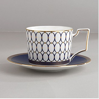 "Wedgwood ""Renaissance Gold"" Tea Cup"