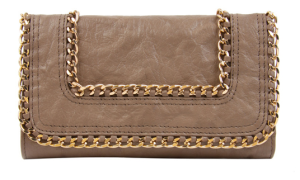 Asos Leather Chain Purse, Asos