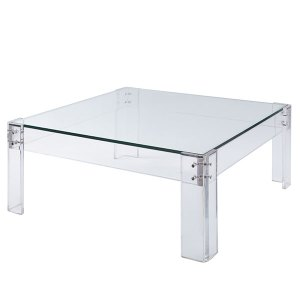 Acrylic Coffee Table | Wisteria.com