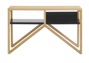 A study in balance, this console is an attention getter | HabitatUK
