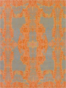 Walton Rug in Melon